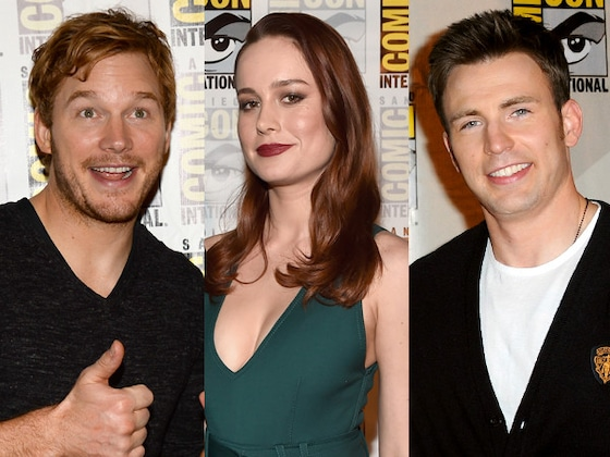 Marvel Memories: See Your Favorite Heroes' Comic-Con Appearances Over the Years
